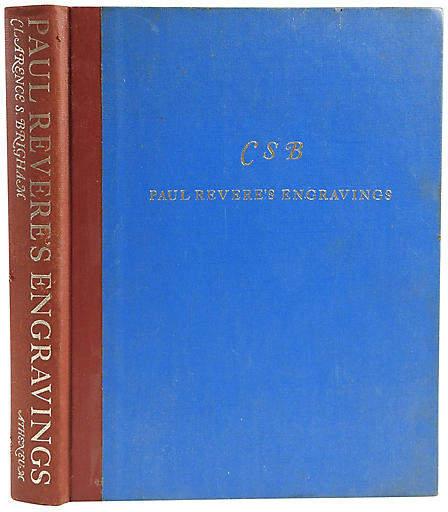 Paul Revere's Engravings