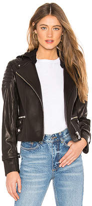 A.L.C. Knight Leather Jacket