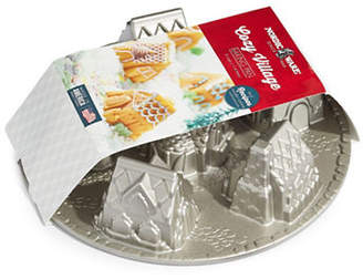 Nordicware Cozy Village Bundt Pan