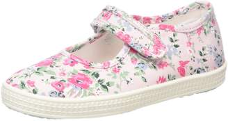 Start Rite Startrite Posy Girls Canvas Shoes