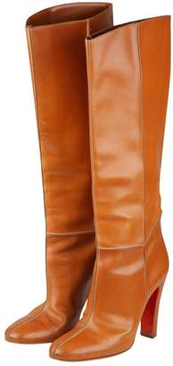 Christian Louboutin Leather boots