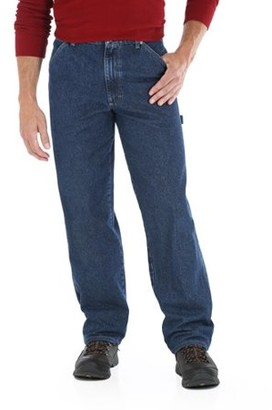 Wrangler Tall Men's Carpenter Fit Jeans