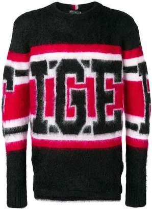 Tommy Hilfiger logo jumper