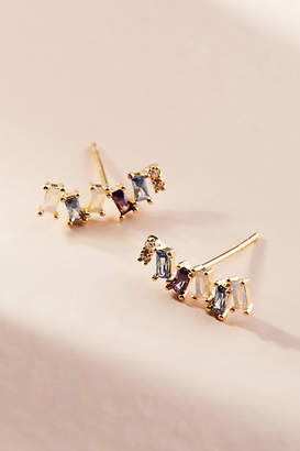 Anthropologie Bonita Climber Earrings
