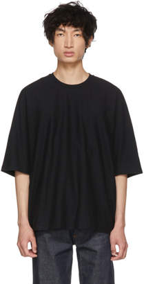 Issey Miyake Homme Plisse Black Release T-Shirt