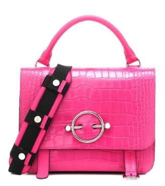 J.W.Anderson Disc Pink Leather Handbag