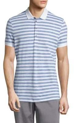 Strellson Peter Striped Cotton Polo