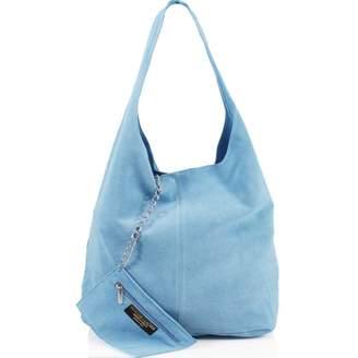 02b5d6c18711 unbrand Ladies Women Real Suede Leather Hobo Shoulder Handbag