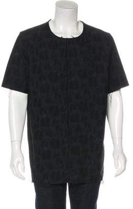 Damir Doma Wool Structured Top