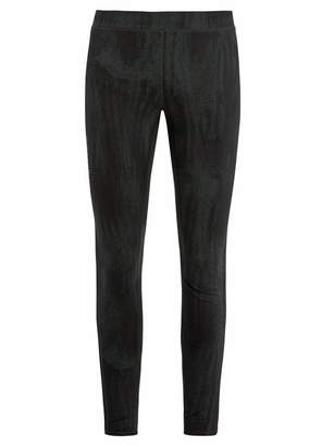 Casall M Construct Compression Performance Leggings - Mens - Dark Green
