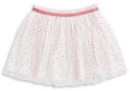First Impressions Baby Girl's Polka Dot Tulle Skirt