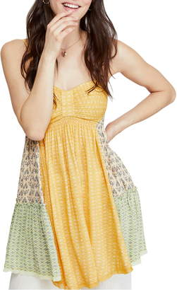 Free People Across the Sea Strapless Tunic