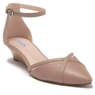 Tahari Emelia Pointed Toe Wedge Sandal