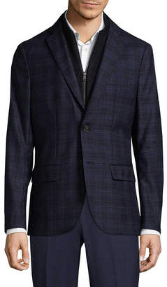 Saks Fifth Avenue Wool Bib Sportcoat