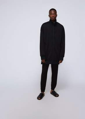Y-3 3 Stripe Matte Track Snap Jacket