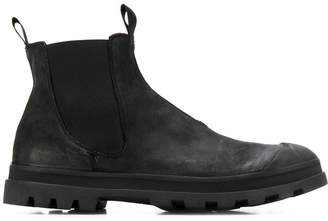 Officine Creative elasticated side panel boots