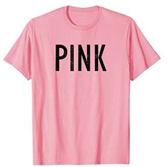 Simple Plain Color T-Shirt