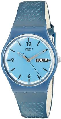 Swatch Men's GN719 Analog Display Quartz Watch