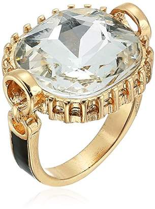 GUESS Womens Cocktail Ring With Stones