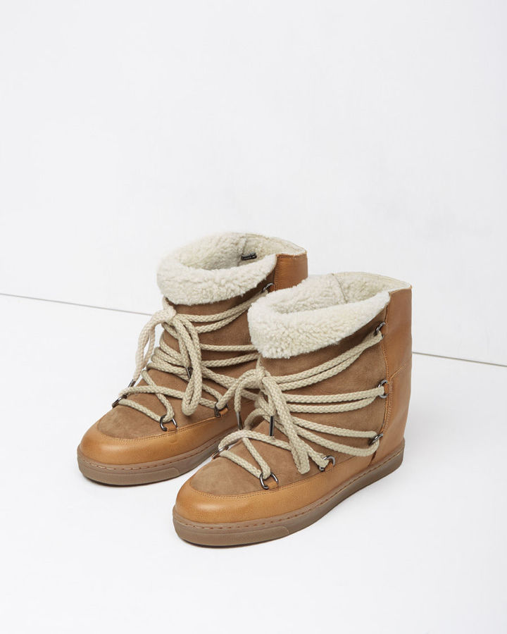 Isabel Marant Nowles Snow Boot