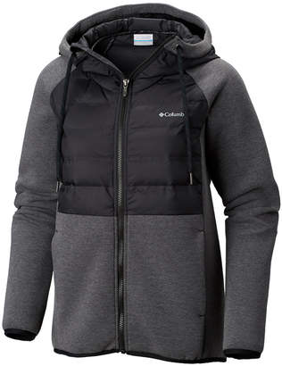 Columbia Northern Comfort Omni-Wick Omni-Shield Hybrid Hoodie Jacket