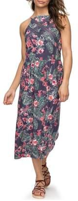 Roxy Summer Print Midi Dress