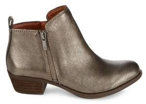 Lucky Brand Basel Zip Up Booties