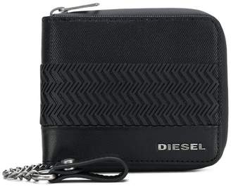 Diesel CHAIN-ZIPPY wallet