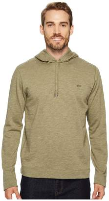 Lacoste Light Brushed Fleece Hoodie Sweatshirt Men's Sweatshirt