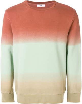 Cmmn Swdn Coen degrade sweatshirt