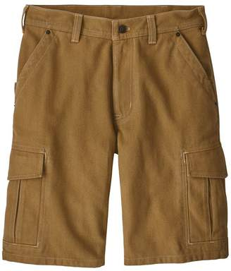 Patagonia Men's Iron Forge Hemp® Canvas Cargo Shorts - 11""