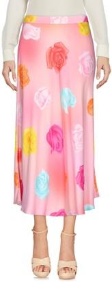 Moschino 3/4 length skirts