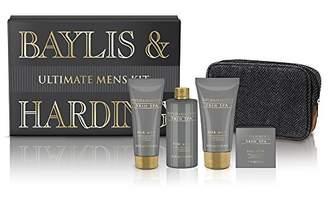 Baylis & Harding Skin Spa Amber and Sandalwood Ultimate Grooming Gift Box