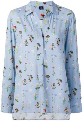 Fay floral print blouse
