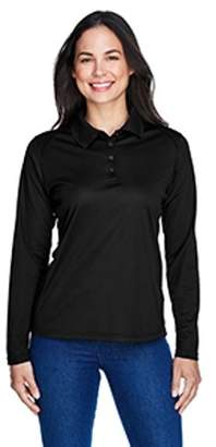 Ash City - Extreme Ladies' Eperformance Snag Protection Long-Sleeve Polo 75111