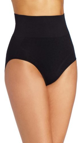 Heavenly Shapewear Women's Seamless Mid Waist Brief