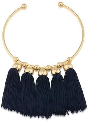 Trina Turk Tassel Collar