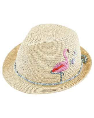 Monsoon Fiona Flamingo Trilby