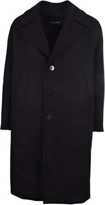 Neil Barrett Oversized Double Breasted Coat