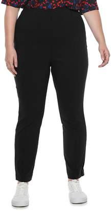 Popsugar Plus Size POPSUGAR Essential Crop Pants