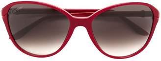 Cartier 'Double C Decor' sunglasses
