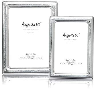 """Argento SC Hammered Small"""" Frame, 5"""" x 7"""""""