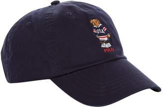 Polo Ralph Lauren Embroidered Bear Cap