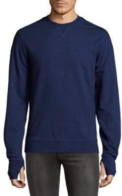 Orlebar Brown Pullover Cotton Sweatshirt