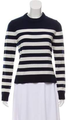 Rag & Bone Striped Cashmere Sweater