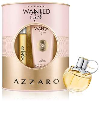 Azzaro 3-Piece Wanted Girl Holiday Set