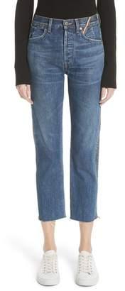 Jean Atelier Hunter Side Zip Crop Jeans
