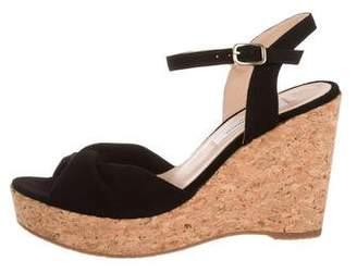 LK Bennett Adeline Wedge Sandals w/ Tags