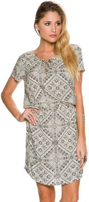 Element Found Printed Dress $49.95 thestylecure.com