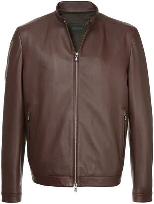 Durban D'urban Flight leather jacket